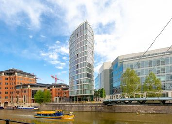 Thumbnail 1 bed flat for sale in Glass Wharf, St. Philips, Bristol