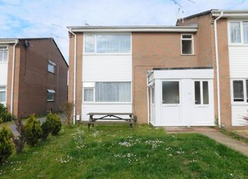 Thumbnail 1 bed flat for sale in Border Road, Upton, Poole, Dorset