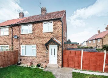 Thumbnail 3 bed semi-detached house for sale in Hill Crest, Beverley