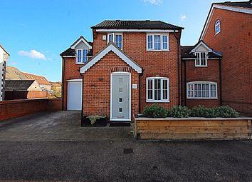 Thumbnail 3 bedroom detached house for sale in Lomond Way, Stevenage