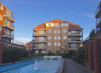Thumbnail 2 bed flat for sale in Martinique Way, Eastbourne