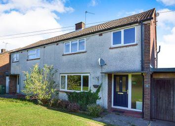 Thumbnail 3 bed semi-detached house for sale in Tattenhoe Lane, Bletchley, Milton Keynes