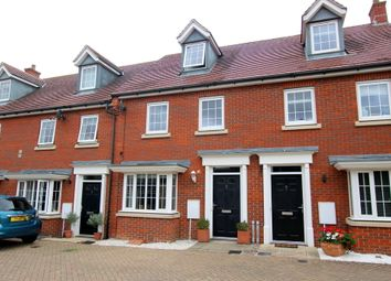 Thumbnail 3 bed terraced house to rent in 5 Wintershutt Road, Little Canfield, Dunmow, Essex