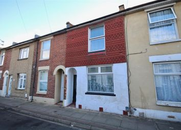 Thumbnail 3 bed terraced house to rent in Byerley Road, Fratton, Portsmouth