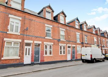 Thumbnail 3 bed terraced house for sale in Kentwood Road, Nottingham