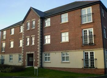 Thumbnail 2 bed flat to rent in Kings Court, Middlewich