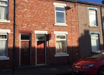Thumbnail 2 bed semi-detached house to rent in Brunton Street, Darlington
