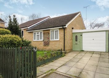Thumbnail 2 bedroom semi-detached bungalow for sale in Blackthorn Drive, Anstey Heights, Leicester