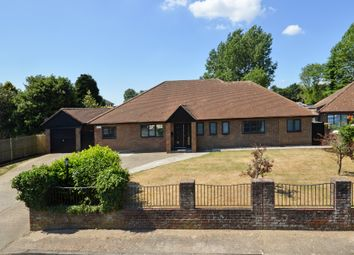 Thumbnail 4 bed detached bungalow for sale in Chislett Close, Sellindge, Kent