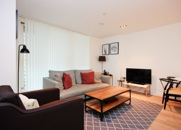 Thumbnail 3 bed flat to rent in Avantgarde Tower, Avantgarde Close, Shoreditch
