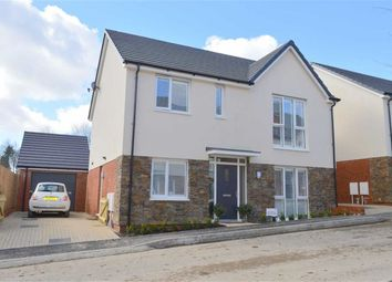 Thumbnail 4 bed detached house for sale in Clos Coed Collings, Sketty, Swansea