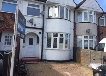 Thumbnail 3 bedroom terraced house to rent in Willow Way, Luton