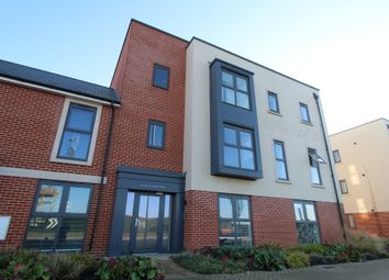Thumbnail 2 bed flat to rent in Cordelia Drive, Colchester