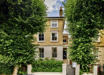Clifton Hill, St John's Wood, London NW8. 5 bed semi-detached house