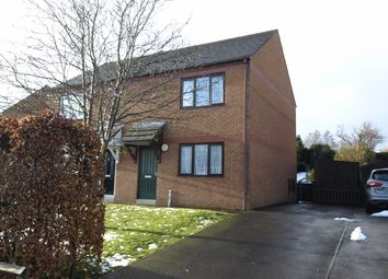 Thumbnail 2 bed semi-detached house for sale in Lower Unwin Street, Penistone, Sheffield