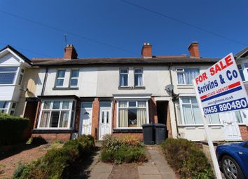 Thumbnail 2 bed terraced house for sale in Granby Road, Hinckley