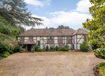 Thumbnail 5 bed detached house for sale in The Quillot, Burwood Park, Hersham, Walton-On-Thames