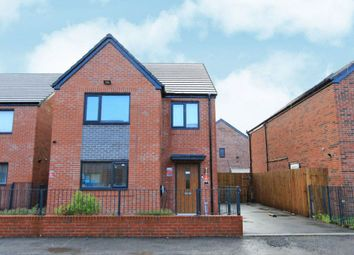 Thumbnail 4 bed detached house for sale in Penton Road, Manchester