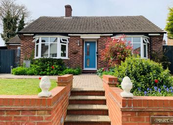 Thumbnail 2 bedroom detached bungalow for sale in Egremont Street, Glemsford, Sudbury