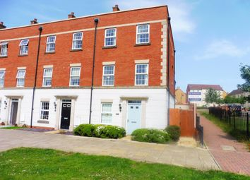 Thumbnail 4 bed end terrace house for sale in Vaughan Williams Way, Swindon