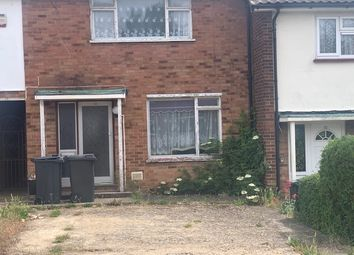 Thumbnail 2 bed semi-detached house to rent in Tomlinson Avenue, Luton