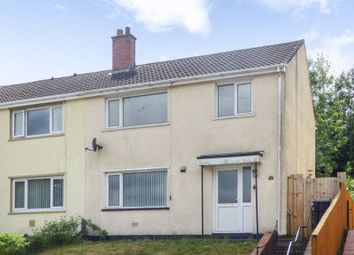Thumbnail 3 bed semi-detached house for sale in Gwent Way, Tredegar