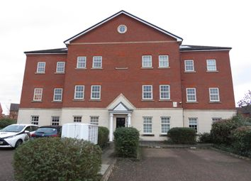 Thumbnail 1 bed flat for sale in Swanwick Lane, Broughton, Milton Keynes