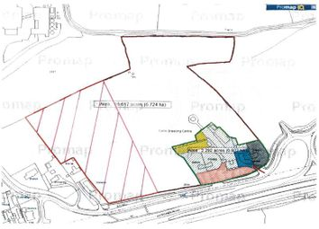 Thumbnail Land for sale in Land At Llysonnen Road, Travellers Rest, Nantycaws, Carmarthen West, Carmarthen, Carmarthenshire