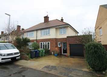 Thumbnail 3 bed semi-detached house to rent in Linden Grove, Godmanchester