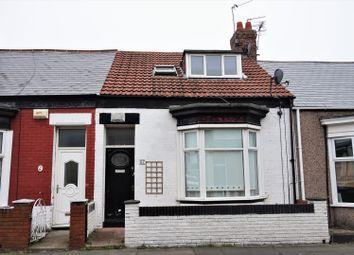Thumbnail 3 bedroom terraced house for sale in Cairo Street, Sunderland