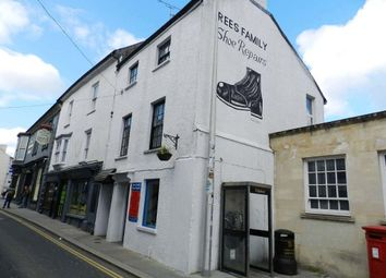 Thumbnail 1 bedroom end terrace house for sale in Quay Street, Haverfordwest, Pembrokeshire