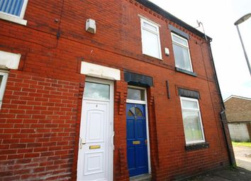 Thumbnail 3 bedroom end terrace house to rent in Whitman Street, Manchester