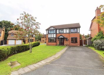 4 bed detached house for sale in Mallowdale, Worsley, Manchester M28