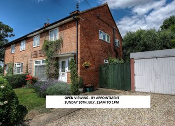 Thumbnail 3 bed semi-detached house for sale in Lily Avenue, Hockering, Dereham