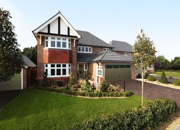Thumbnail 4 bed detached house for sale in Ashdown Vale, Lake Lane, Barnham