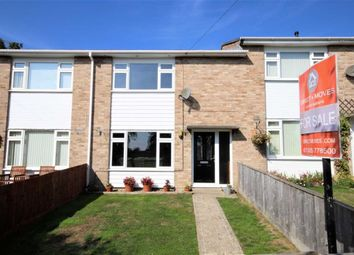 Thumbnail 2 bed terraced house for sale in Broadwey Close, Weymouth, Dorset