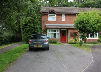 Thumbnail 2 bed end terrace house to rent in Queensbury Place, Blackwater, Camberley