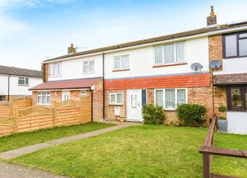 Thumbnail 3 bedroom terraced house for sale in Chetwode Road, Tadworth, Surrey