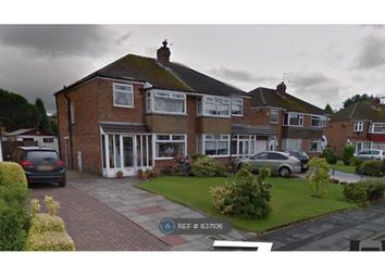 Thumbnail 3 bed semi-detached house to rent in Hilary Avenue, Stockport
