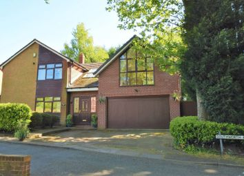 Thumbnail 4 bed detached house for sale in Southworth Road, Newton-Le-Willows