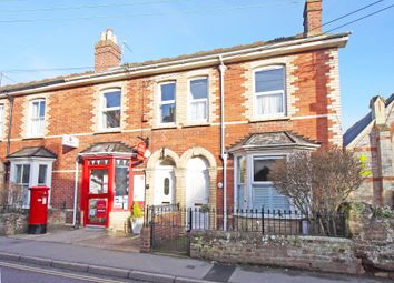 Thumbnail 2 bed end terrace house for sale in Rose Villas, Exminster, Exeter, Devon
