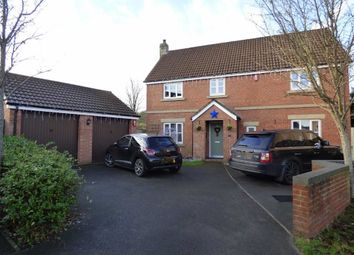 Thumbnail 5 bedroom detached house for sale in Shadow Walk, Elborough, Weston-Super-Mare