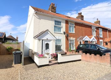 Store Street, Roydon, Diss IP22. 3 bed end terrace house