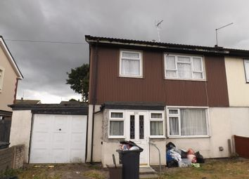 Thumbnail 3 bed semi-detached house for sale in Cambridge Road, Ellesmere Port