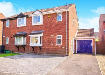 Thumbnail 3 bedroom semi-detached house for sale in Parnall Crescent, Yate, Bristol, Gloucestershire