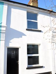 Thumbnail 2 bedroom terraced house for sale in Milton Road, Westcliff On Sea