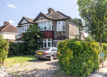 Thumbnail 3 bedroom semi-detached house to rent in White Horse Hill, Chislehurst, Kent