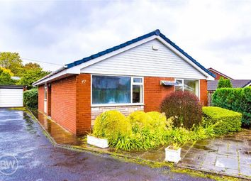 Thumbnail 3 bed detached bungalow for sale in Brookfield Street, Leigh, Lancashire