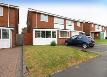 Thumbnail 3 bed semi-detached house for sale in Parklands Avenue, Leamington Spa