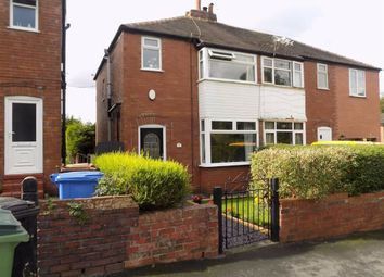 3 bed semi-detached house for sale in West Park Road, Stockport SK1